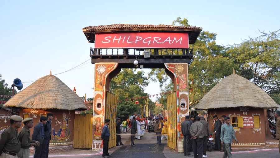 Shilpgram – The Rural Arts and Crafts Complex – West Zone Cultural ...