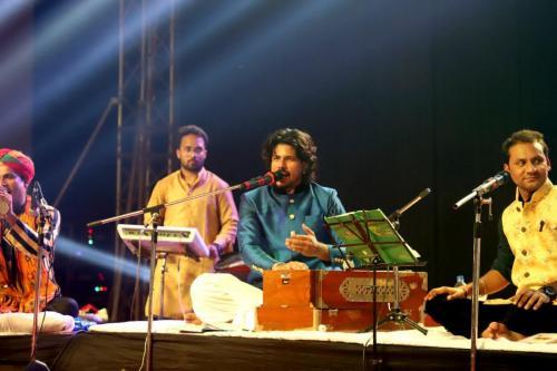 Rajasthan Sahitya Mahotsav Aadawal -11